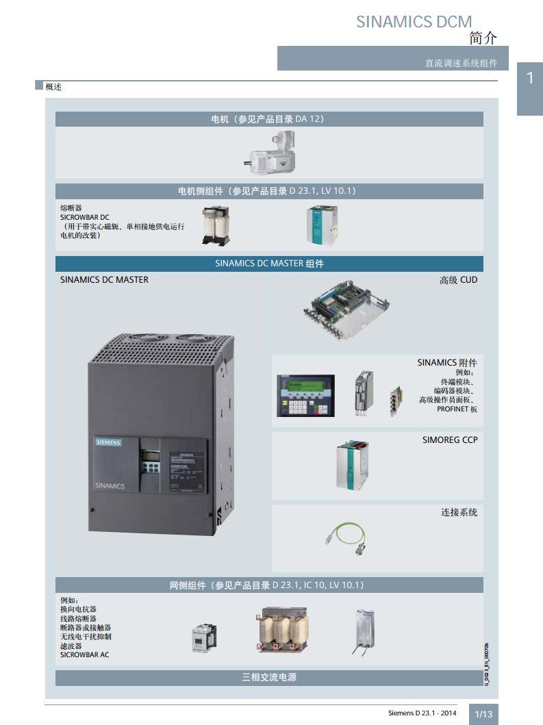 西门子直流调速器 6ra8025-6dv62-0 3ac/400/60a/4q 西门子 simoreg