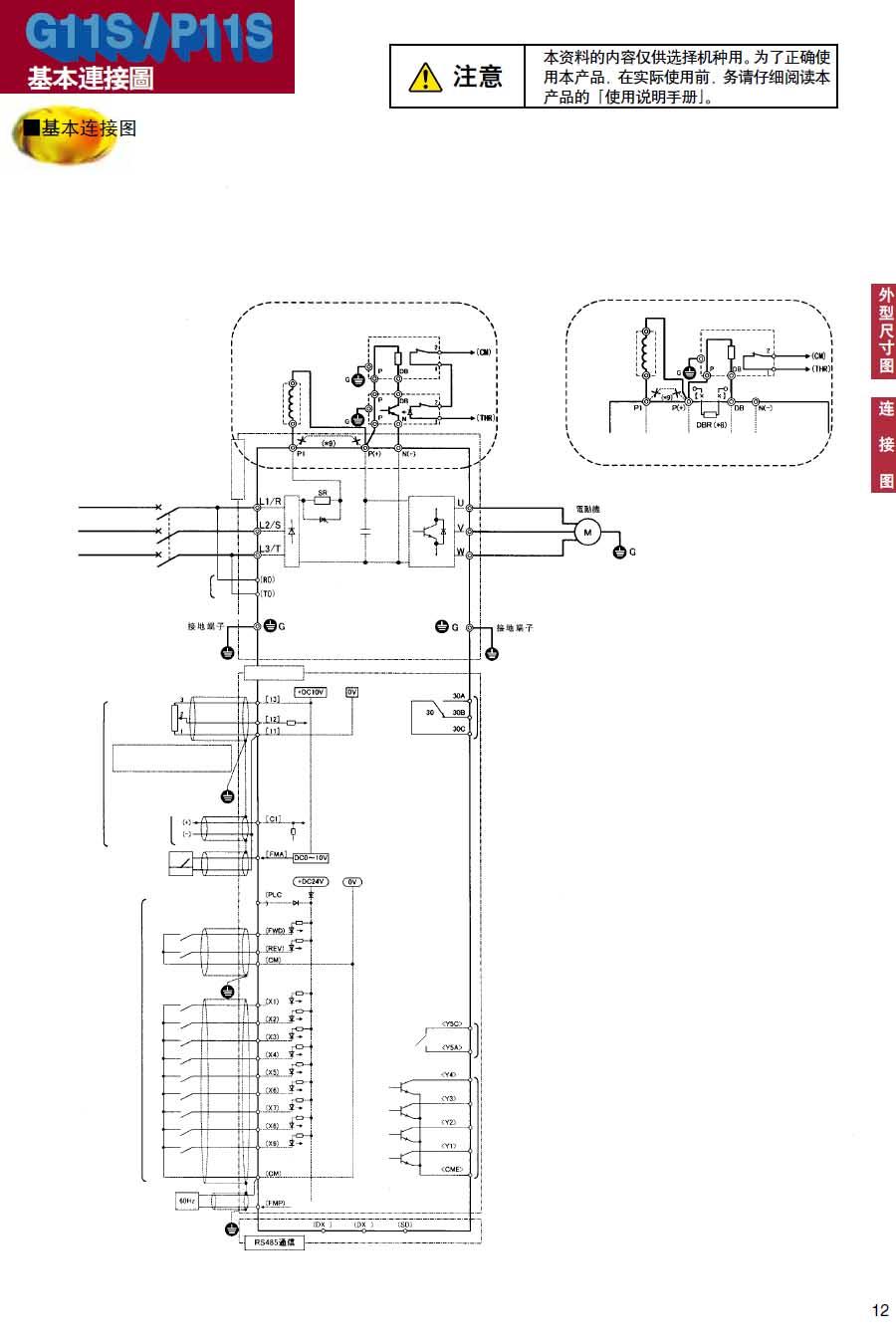 富士变频器 frn315p11s-4cx